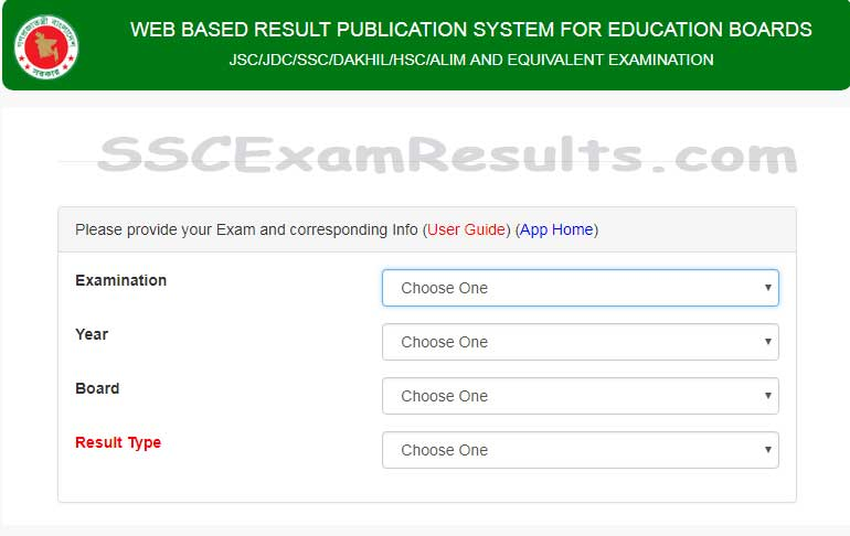 SSC Result Dhaka Board With Marksheet