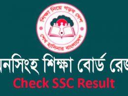 Mymensingh Board SSC Result