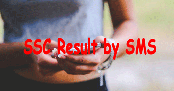 SSC Result by SMS