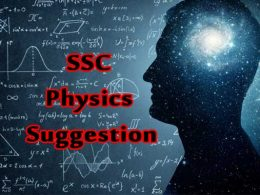 SSC Physics Suggestion